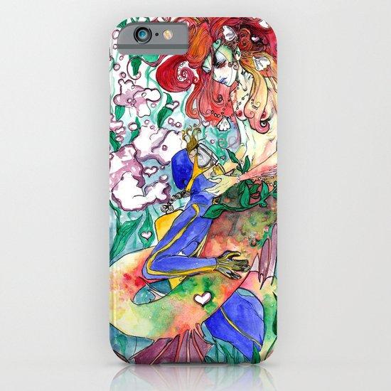 Wet love iPhone & iPod Case