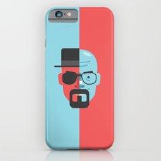 Walter White + Heisenberg Slim Case iPhone 6s