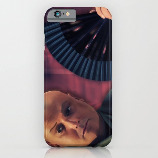Lord Varys Portrait iPhone & iPod Case