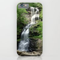 iPhone & iPod Case featuring Cathedral Falls (WV) by Smileyface Photos