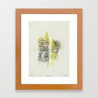 WL / III Framed Art Print