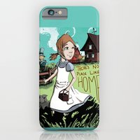 iPhone & iPod Case featuring There's No Place Like Home by Shawn Norton Art