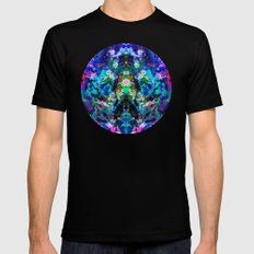 Dream Giver Mens Fitted Tee Black SMALL