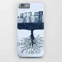 iPhone & iPod Case featuring The World Against the World by J.Nell Konschak
