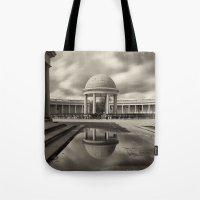 Eaton Park, Norwich, Nor… Tote Bag