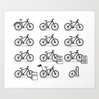 Life Cycle Art Print