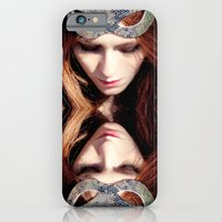 iPhone & iPod Case featuring Reflects5 by pinkushootyou