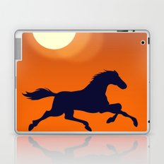 Racing Sunset Laptop & iPad Skin