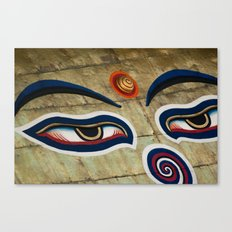 The Watchful One Canvas Print