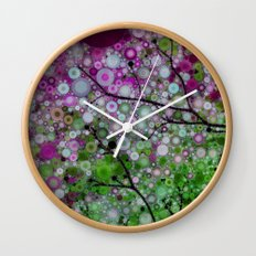 Positive Energy 3 Wall Clock