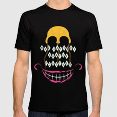 Mad Hatters SMALL Mens Fitted Tee Black