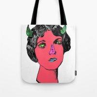 1922 Lila Lee Portrait C… Tote Bag