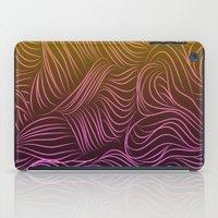 Ombre Hair Design iPad Case
