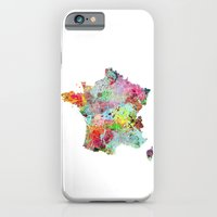 France Map iPhone 6 Slim Case