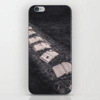 Book Path iPhone & iPod Skin