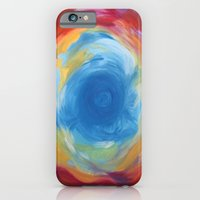 iPhone & iPod Case featuring Portal by ChrisKai