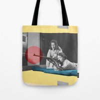 Sharp Shot Shooting Tote Bag