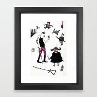 Bequillard et Cie Framed Art Print