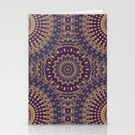 Mandala 91 Stationery Cards