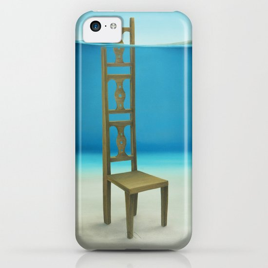 Waiting Place iPhone & iPod Case