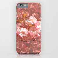 Pink Amongst The Trees iPhone 6 Slim Case