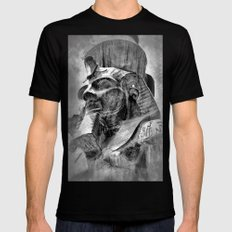 Sun King Black SMALL Mens Fitted Tee