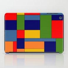 Abstract #348 iPad Case
