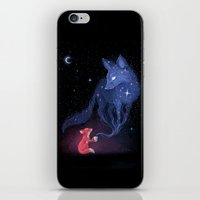 Celestial iPhone & iPod Skin