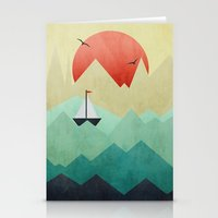 Ocean Adventure Stationery Cards