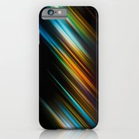 Taxi drive NY iPhone 6 Slim Case