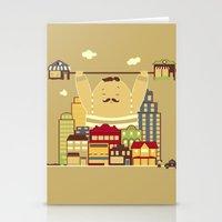 Shoplifter! Stationery Cards