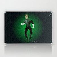 Green Lantern Laptop & iPad Skin