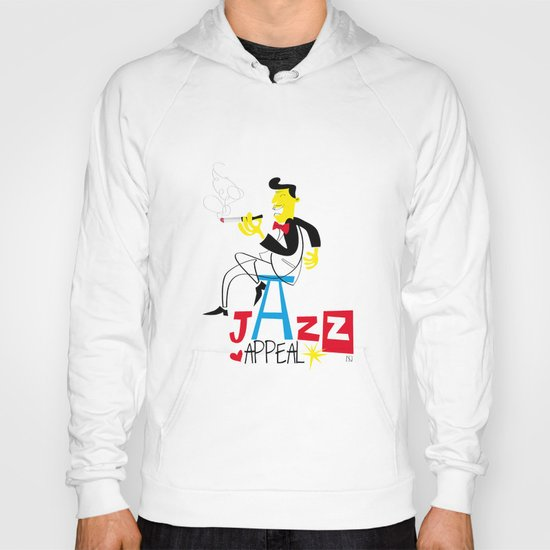 jazz appeal Hoody