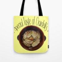 The Special Taste Of Gan… Tote Bag