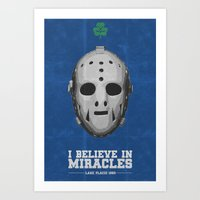 I Believe In Miracles - … Art Print