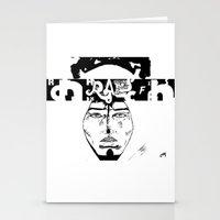 Don D. Rapper Stationery Cards