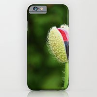 Poppy Bud iPhone 6 Slim Case