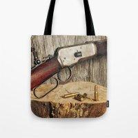 Winchester Model 53 Tote Bag