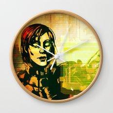 Mass Effect - Overlord Wall Clock