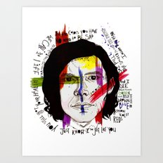 GroupLove Art Print