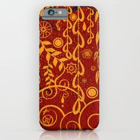 A Garden For Gustav iPhone 6 Slim Case
