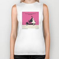 No205 My Roman Holiday M… Biker Tank