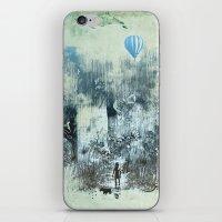 Little Explorers iPhone & iPod Skin