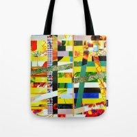 Carina (stripes 2) Tote Bag