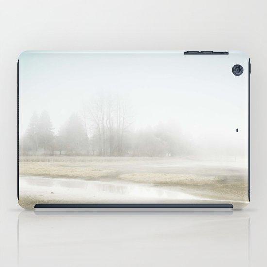 Mysterious Treeline iPad Case