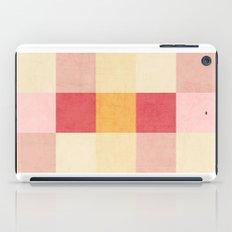 color block sweets iPad Case