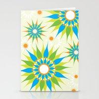 Popsy Twirl Bright Stationery Cards