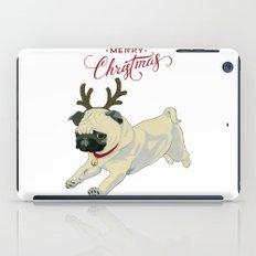 Deer Pug iPad Case