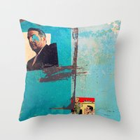Greek Throw Pillow