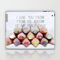 Pencil Case Laptop & iPad Skin